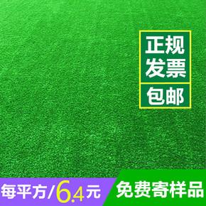 仿真草坪人造草坪塑料假绿植人工幼儿园草皮装饰地毯户外楼顶门垫