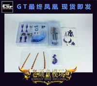 Spot GT Phoenix Bronze Five Small Strong Model Saint Cloth Alloy Myth EX GT Ultimate Phoenix Yihui