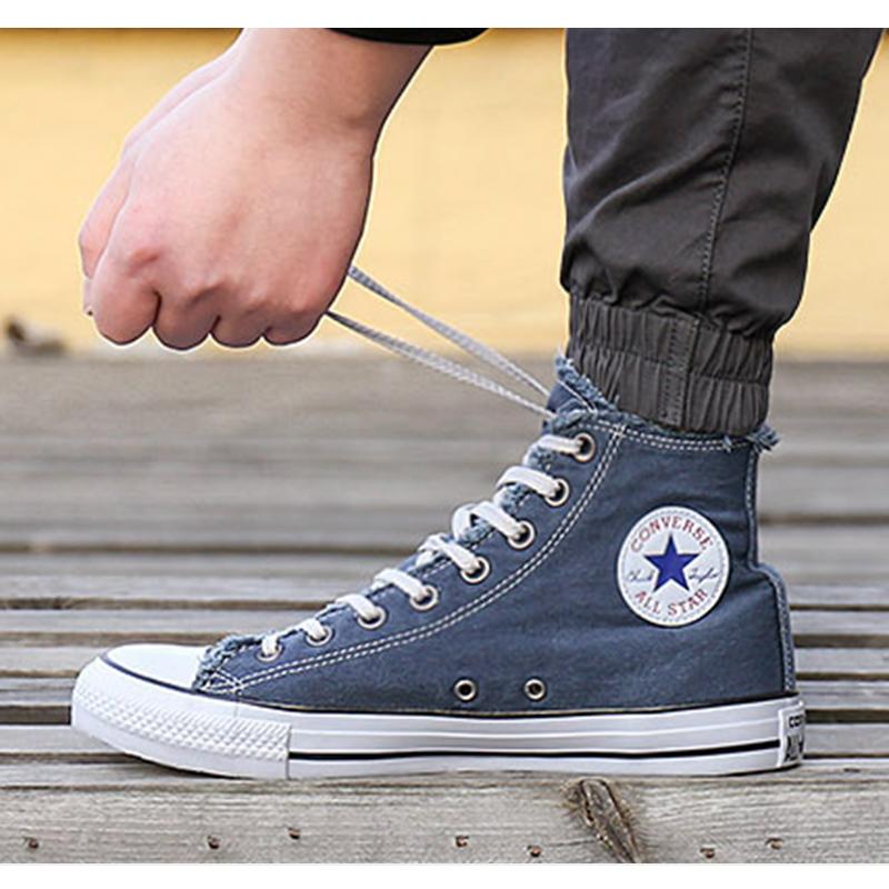 匡威2018新款男鞋ALL STAR高帮经典款运动休闲鞋帆布鞋160942
