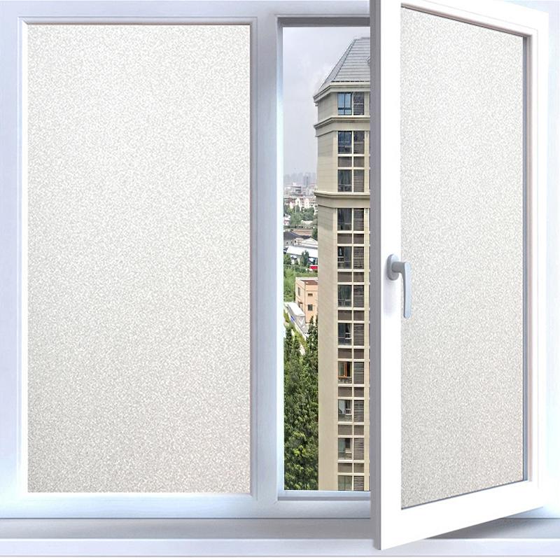玻璃贴纸 浴室门窗