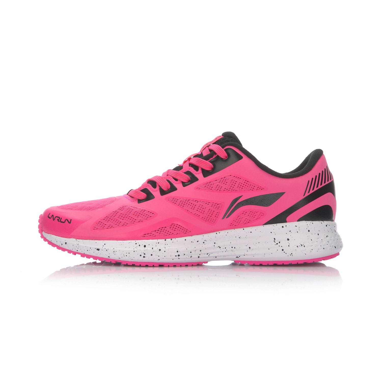 李宁女鞋跑步鞋春季新款女子跑步系列减震跑鞋运动鞋ARHM012