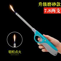 点火器点火枪煤气灶明火电子天然气厨房加长打火机蜡烛长嘴点火棒
