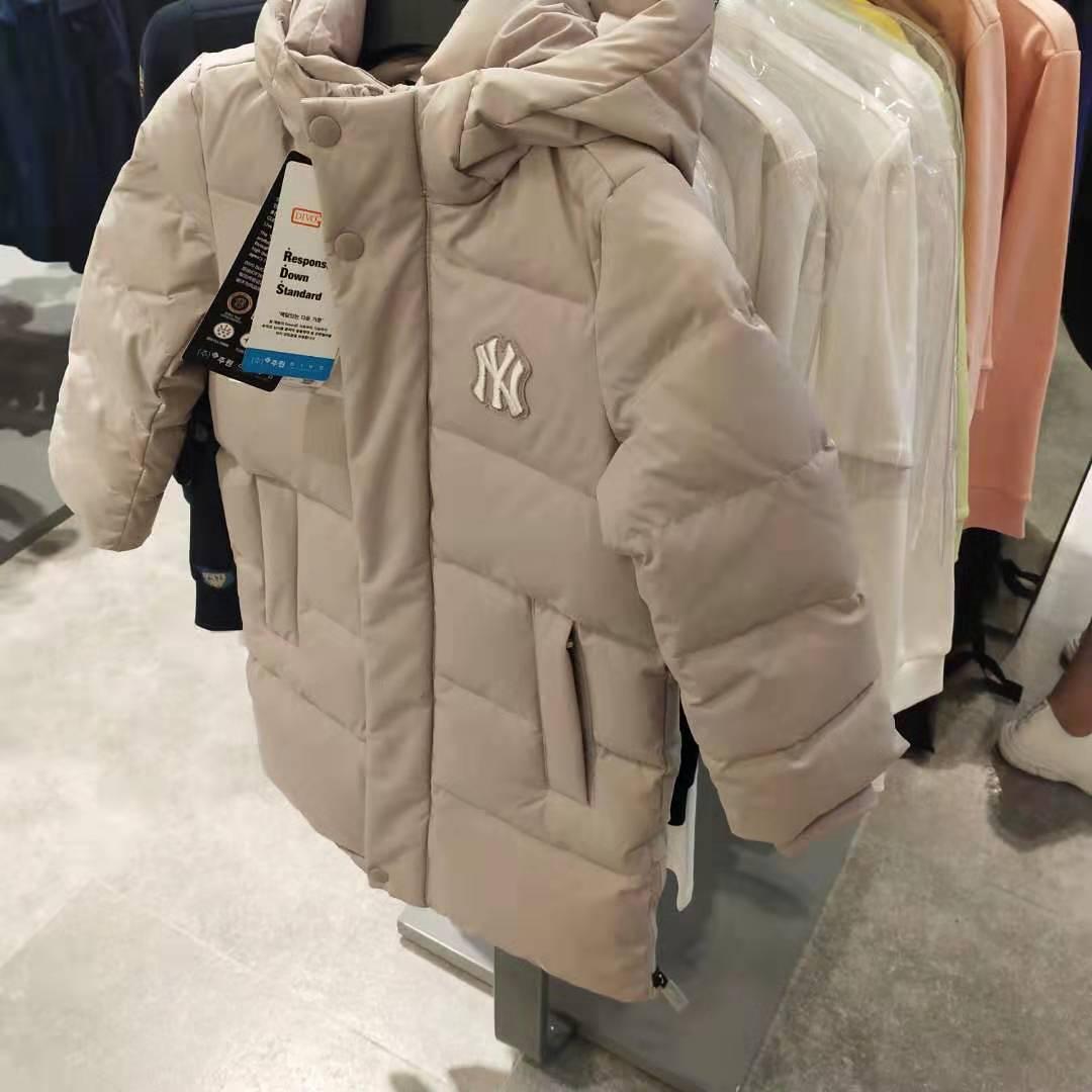 MLB韩国专柜直购空运直发71DJ02961新款时尚羽绒服童装