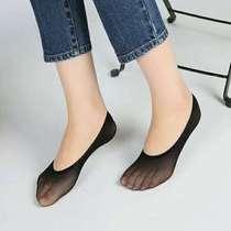 20双一次性男女士船袜隐形袜魔术短丝袜低帮浅口夏季薄款单鞋袜子