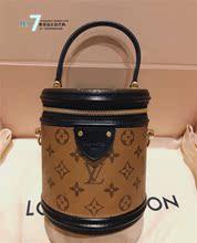 Louis 路易威登 Vuitton 意大利正品 LV女士手袋CANNES桶包M43986