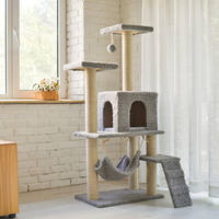 Same day delivery nationwide province cat cat climbing cat scratch board cat tree cat supplies pet toy cat climbing cat litter