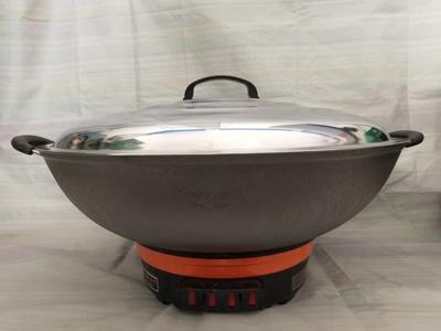 电炒锅大容量