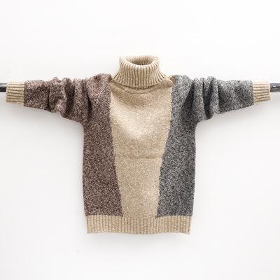 8小学生10男童羊毛衫11中大童12男孩毛衣13高领加厚14秋冬季15岁9