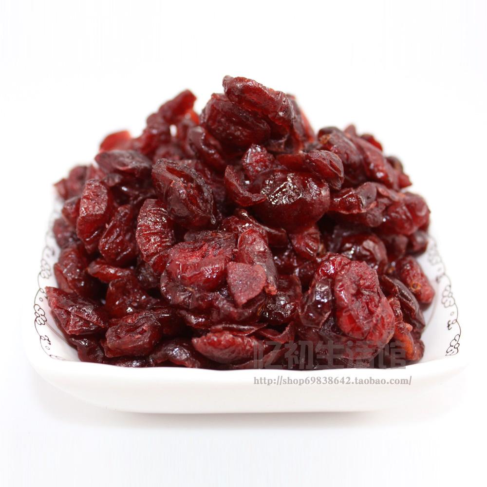 美国蔓越莓干蔓越梅500g烘焙原料小红莓零食蜜饯果干曲奇饼干原料