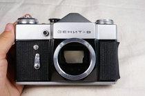 泽尼特B zenit-B 135规格 M42口 胶片单反相机 功能正常 菲林相机