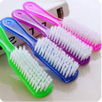 Use shoes to wash the artifact brush special household soft hair brush clothing shoes brush cleaning the upper surface of the small white skin children wholesale oil