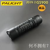 霸光强光手电筒T6家用26650小直可充电Led迷你小亮氙气户外远射灯