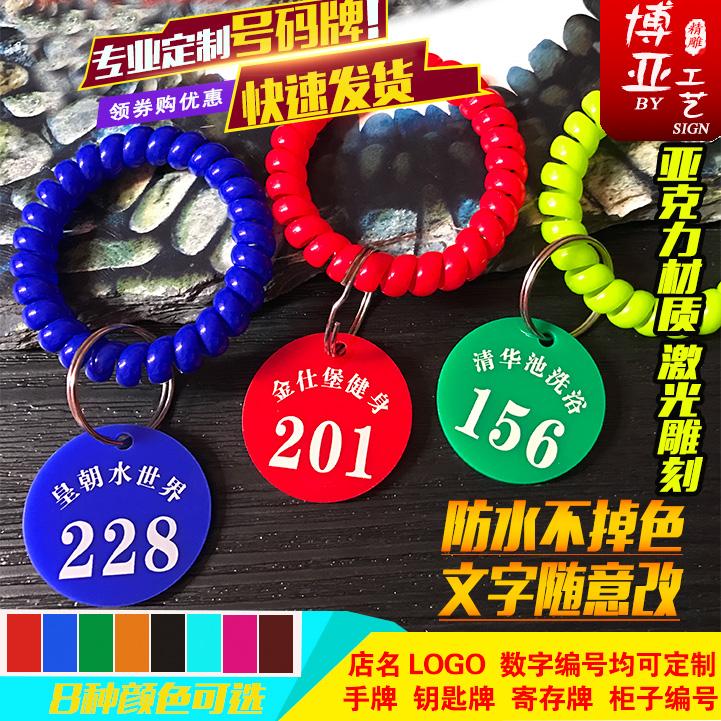 Номерки для гардероба Артикул 529851080551