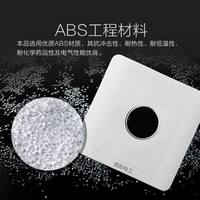 Home delay touch switch panel intelligent sensor light delay switch corridor stairs aisle touch switch