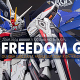 FREEDOM 2.0 FREEDOM 2.0 FREE MG Free GK White Mould Modification