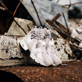 代购锐步Reebok Furikaze Future天蝎座联名款黑充气男跑步鞋
