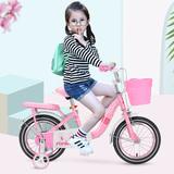官方旗艦店上海永久兒童自行2-3-6歲寶寶男女小孩腳踏單車中大童
