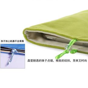 苹果ipad mini2小米平板电脑3内胆包1迷你4绒布袋7.9英寸保护套