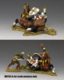 Purchasing soldiers MK135 fallen Knight King and Country soldiers model ornaments military hands