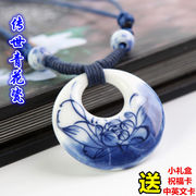 Chinese style, traditional handicrafts, foreigners, small gifts, women, practical foreign affairs, overseas gifts, foreigners