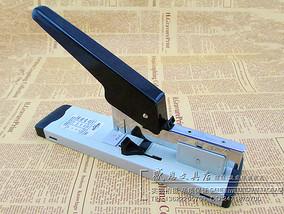 长臂办订书机0书器公层订厚省包邮大号重型张可订12装订机加力厚