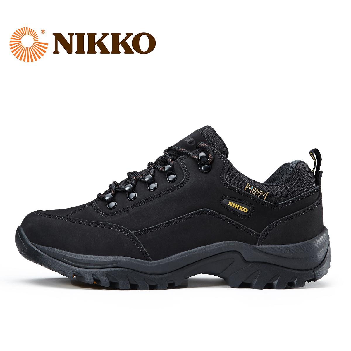 登山鞋黑色