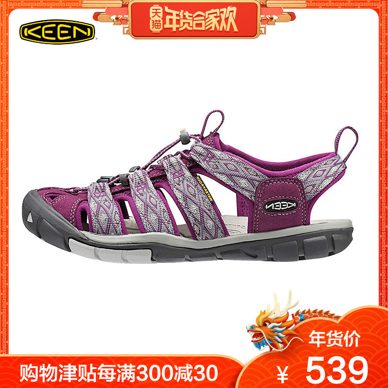 KEEN/科恩女款溯溪鞋Clearwater Cnx 1016728
