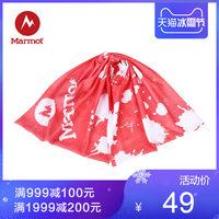 MARMOT/土拨鼠男女通用户外运动透气保暖多功能魔术头巾围巾G001