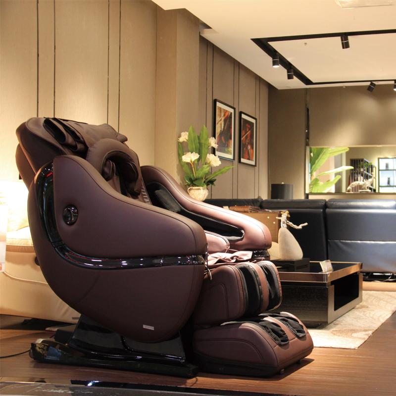 多迪斯泰电动新款按摩椅全自动家用太空舱全身多功能老人按摩器