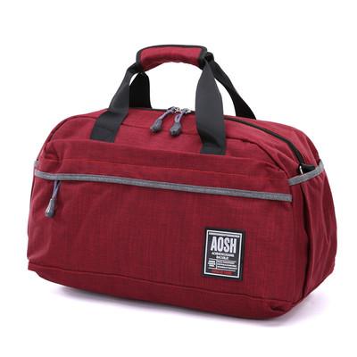 2017手提行李袋女单肩旅行包帆布包短途旅游包出行包健身包运动包