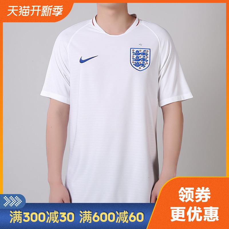 Nike耐克 18年夏季 男子国家队足球服运动短袖T恤 893872 893868