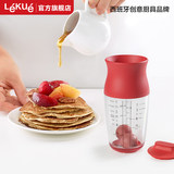 LEKUE Lekui shake cup pancake muffin cake batter making baking creative kitchen tool baking Kit