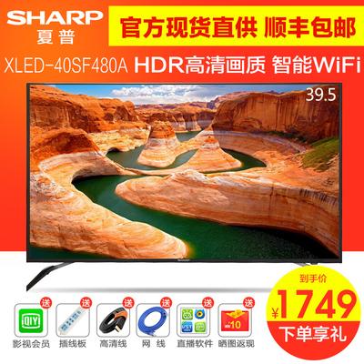 Sharp/夏普 LCD-40SF466A-BK 智能wifi网络40吋液晶平板电视45 43