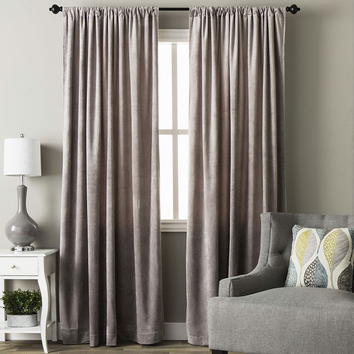 隔音时尚窗帘