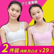 少女内衣12-13-14-15-16岁初中学生女孩大童发育期小背心纯棉文胸