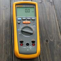 Fluke insulation table FLUKE1508/F1503 insulation resistance tester FLUKE1535 megohmmeter shake table