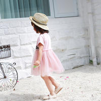 Princess skirt girls skirt 2018 new pettiskirt Korean version of super fairy summer girl summer dress