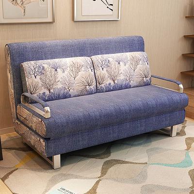多功能沙发床1.2米1.5折叠两用小户型1.8布艺沙发单双人拆洗包邮新品特惠