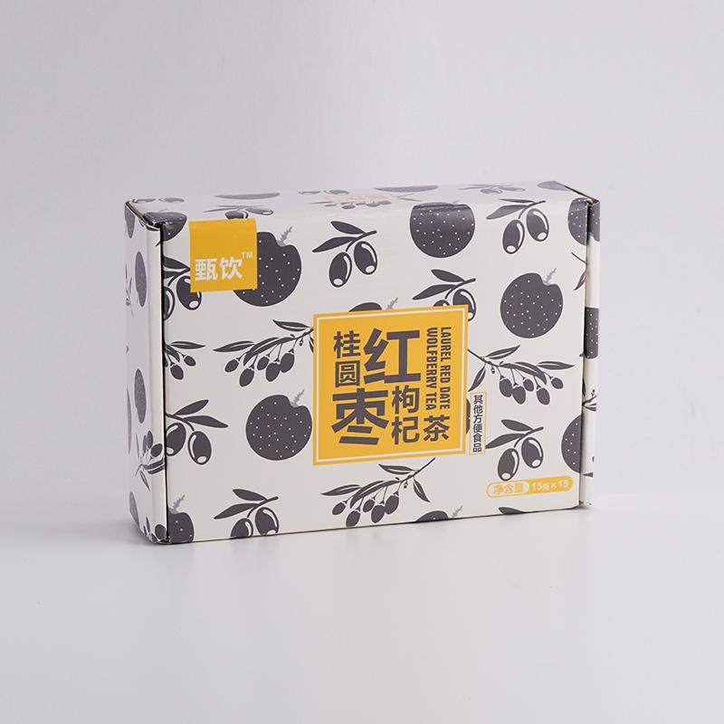 甄饮 红枣桂圆枸杞茶调理滋养女人茶 袋装泡水喝的冲饮气血花茶
