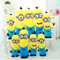 Creative Doll Capsule Hot 2 God steal Dad Plush Toys Yellow New Little doll Pillow manufacturers