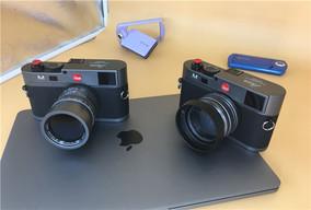 徕卡微单模型 相机模型 复古相机模型 仿真摄影道具 照相机模型M9