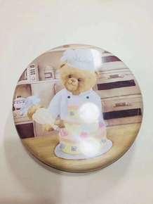 香港代购珍妮聪明小熊曲奇手工饼干四味大礼盒装进口零食特产包邮