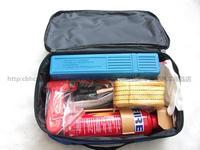 车载应急包救援包 自驾游汽车用品 工具包工具箱 应急工具包 年检