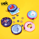 Cute cartoon COINS for kindergarten boys and girls receive change wallets