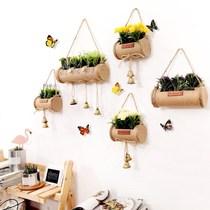 墙壁墙上小装饰品壁挂挂饰挂件奶茶店西餐厅房间客厅创意卧室装饰