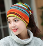 Maternal moon cap wind cap moon cap cotton three usage stacked cap - moon child suitable thickness