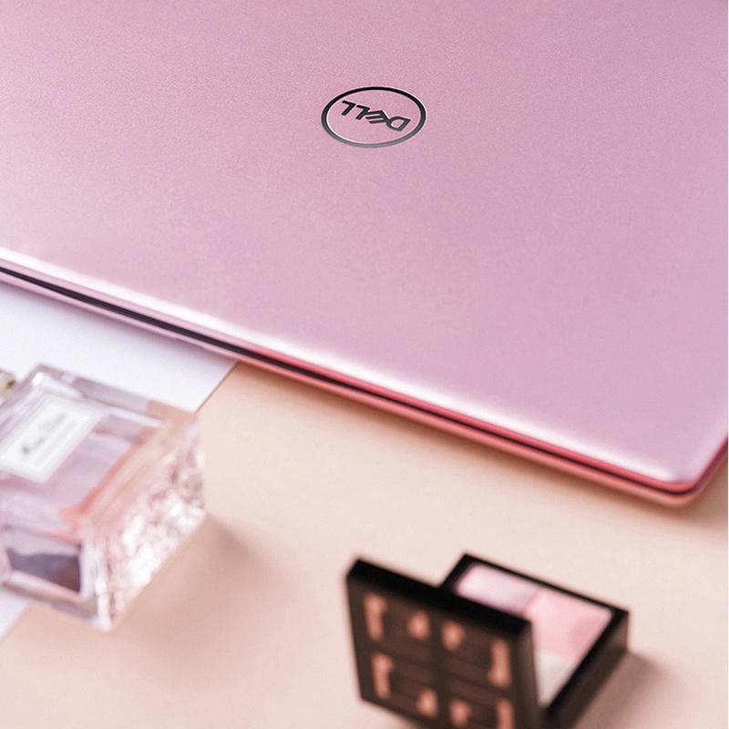 Dell/戴尔 5370灵越13英寸手提金属轻薄便携学生办公商务超薄笔记本电脑女生银色粉色正品超极本