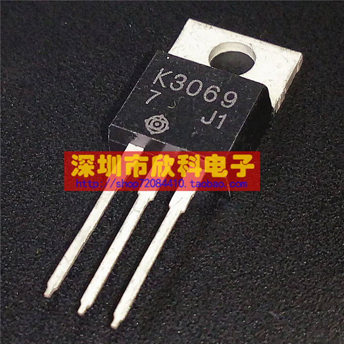 K3069 2SK3069 75A 60V TO220 silicon N channel MOS FET high speed power switch