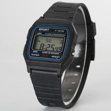 方电子表数字式男表学生情侣运动腕表休闲夜光LED小手表 复古经典