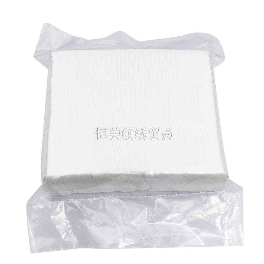 纹绣加厚化妆棉片 卸妆棉专用 特厚不掉屑高品质纯棉 100